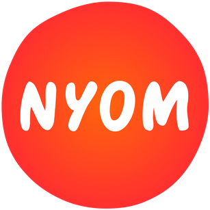 The Nyom logo